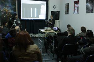 Prezentare despre spectroscopie - 14 ianuarie 2014