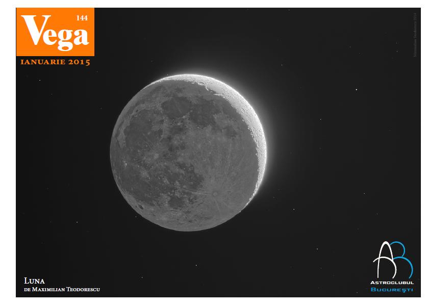 Ultimul număr Vega - ianuarie 2015