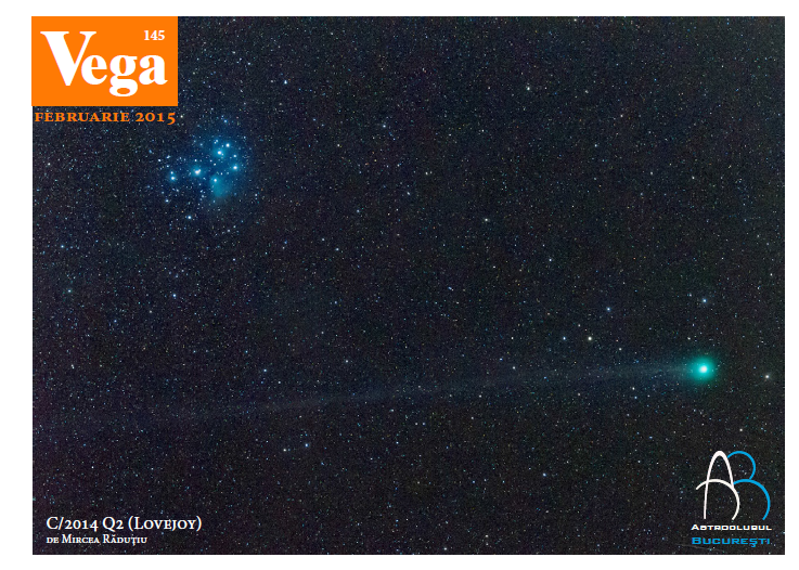 Vega 145 - februarie 2015