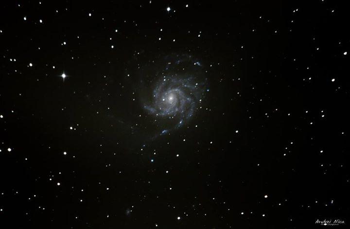 M101 de Andrei Nica